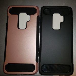 Samsung Galaxy s9 plus Hybrid cases